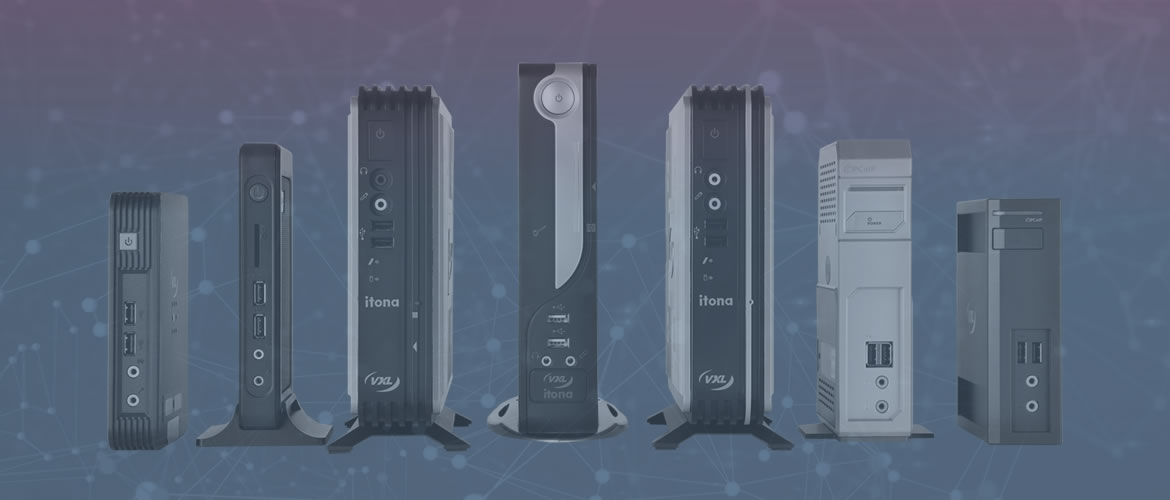 VXL Technology thin clients